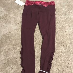 NWT Speed Tights